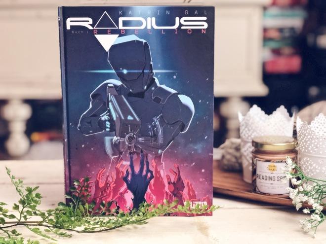 Radius b