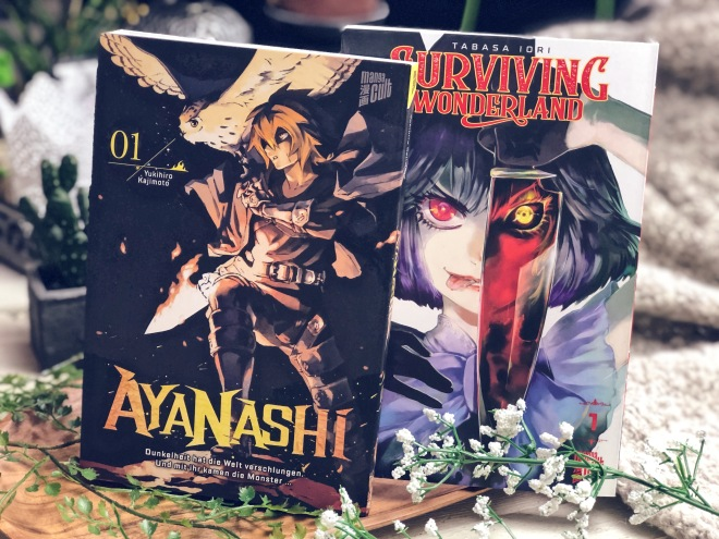 Ayanashi Surviving Wonderland