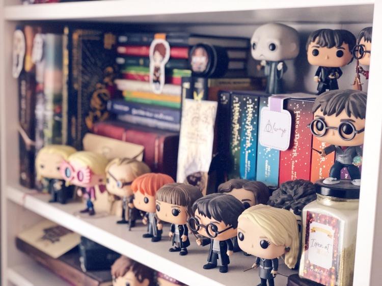 Harry Potter Shelf.JPG