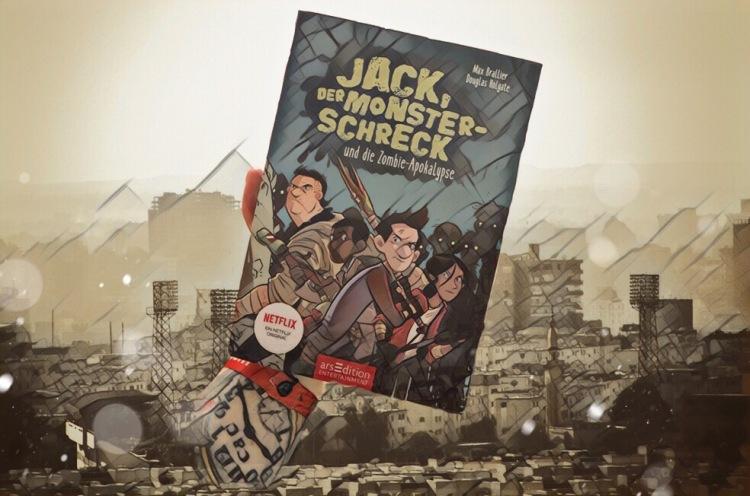 Jack der Monsterschreck Apokalypse
