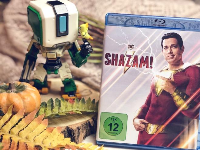 Shazam Bastion Funko