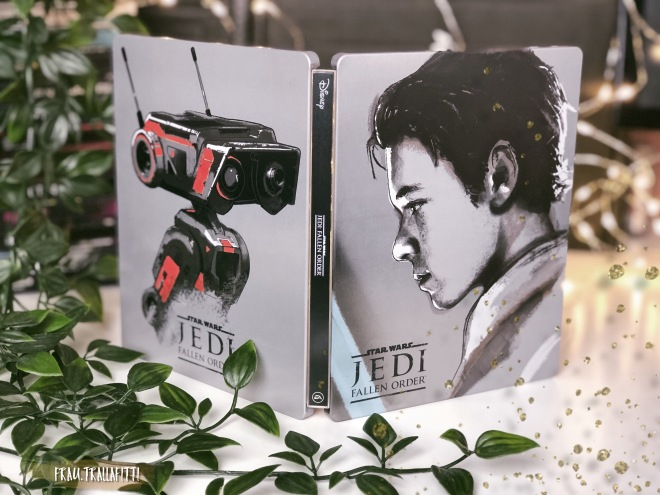 Steelbook Star Wars Jedi